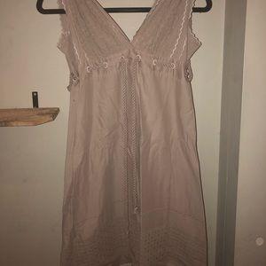 BCBG boho style dress